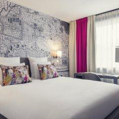 Отель Mercure Tour Eiffel Grenelle 4* Стандартный номер с двуспальной кроватью фото 4
