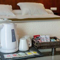 Отель Galeón 3* Улучшенный номер с различными типами кроватей фото 10