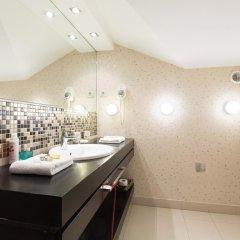 Отель Villa Akacija Сербия, Белград - отзывы, цены и фото номеров - забронировать отель Villa Akacija онлайн ванная