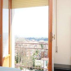 Отель Milton Iris italy Кьянчиано Терме балкон