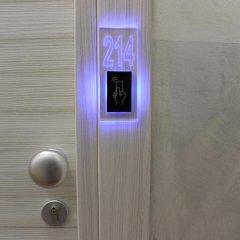 Отель City 3* Стандартный номер с двуспальной кроватью фото 3