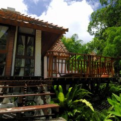 Отель Thipwimarn Resort Koh Tao 3* Вилла с различными типами кроватей фото 2