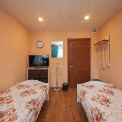 Мини-отель Квартировъ Стандартный номер с 2 отдельными кроватями (общая ванная комната) фото 4