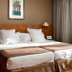 Отель Catalonia Gran Via 4* Стандартный номер с двуспальной кроватью