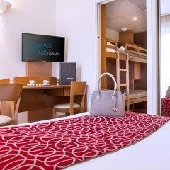 Отель Hôtel Vacances Bleues Villa Modigliani 3* Стандартный номер с различными типами кроватей фото 7