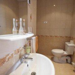 Апартаменты Гостевые комнаты и апартаменты Грифон Стандартный номер с различными типами кроватей фото 31