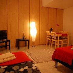 Апартаменты Helppo Hotelli Apartments Rovaniemi Студия с различными типами кроватей фото 2