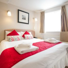 Отель Innkeeper's Lodge London, Greenwich комната для гостей фото 3