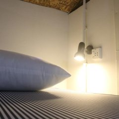myPatong GuestHouse-Hostel 3* Кровать в общем номере с двухъярусной кроватью фото 7