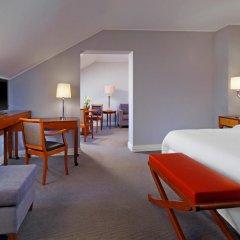 Отель Sheraton Diana Majestic, Milan 4* Полулюкс с 2 отдельными кроватями