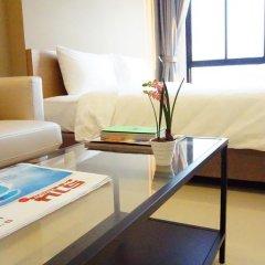 Отель 185 Residence 3* Улучшенный номер с различными типами кроватей