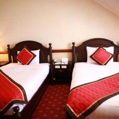 Sammy Dalat Hotel 3* Номер Делюкс с различными типами кроватей фото 14