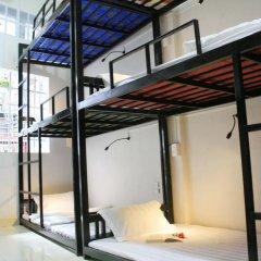 Saigon Friends Hostel Кровать в общем номере с двухъярусной кроватью фото 4