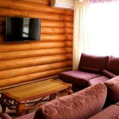 Гостиница Cottage on Zelenougorskoy Вилла с различными типами кроватей фото 45