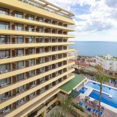 Отель Gran Cervantes by Blue Sea пляж фото 2