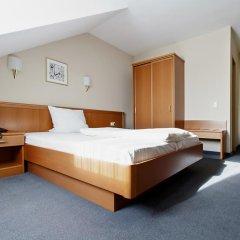 Hotel Blutenburg 2* Стандартный номер с различными типами кроватей фото 6