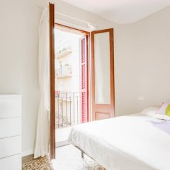 Отель Flat Poble Sec Барселона комната для гостей фото 2
