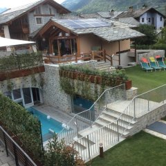 Отель Les Plaisirs d'Antan Италия, Аоста - отзывы, цены и фото номеров - забронировать отель Les Plaisirs d'Antan онлайн бассейн