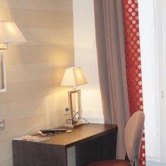 Hotel Paris Liege удобства в номере фото 2