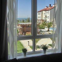 Гостиница Morskoy kvartal комната для гостей фото 2