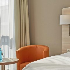 H+ Hotel Berlin Mitte 4* Номер Комфорт с различными типами кроватей фото 5