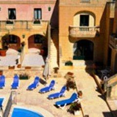 Отель Ta Sbejha Complex Мальта, Арб - отзывы, цены и фото номеров - забронировать отель Ta Sbejha Complex онлайн пляж