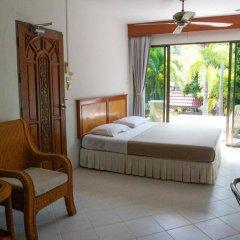 Отель Garden Home Kata 2* Стандартный номер разные типы кроватей фото 7