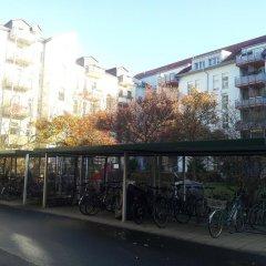 Отель Leipzig City Appartments городской автобус