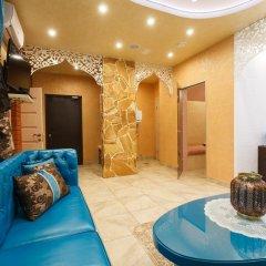 Мини-отель Бархат Представительский люкс разные типы кроватей фото 12