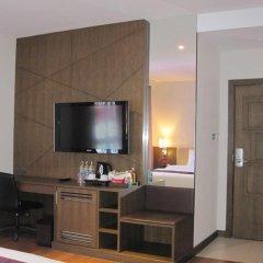 Отель Paradiso Boutique Suites 3* Стандартный номер с различными типами кроватей фото 5