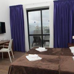 Отель Sliema Hotel by ST Hotels Мальта, Слима - 4 отзыва об отеле, цены и фото номеров - забронировать отель Sliema Hotel by ST Hotels онлайн комната для гостей фото 16