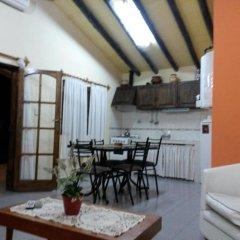 Отель Cabañas El Eden Сан-Рафаэль в номере