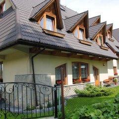 Отель Willa Świdrówka Закопане балкон