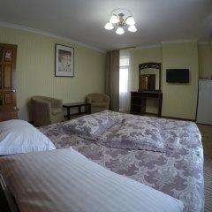 Парк-отель Парус 3* Номер Делюкс с различными типами кроватей фото 4