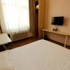 Beijing Sicily Hotel 2* Стандартный номер с двуспальной кроватью