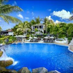 Отель Jamahkiri Resort & Spa бассейн фото 4