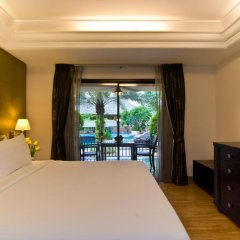 Отель Mantra Pura Resort Pattaya 4* Стандартный номер с различными типами кроватей фото 5