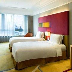 Отель Pentahotel Shanghai 3* Стандартный номер с различными типами кроватей фото 6