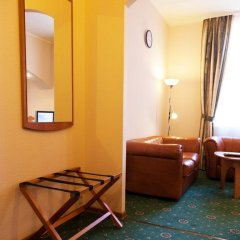 Гостиница Максима Заря 3* Стандартный номер разные типы кроватей фото 17
