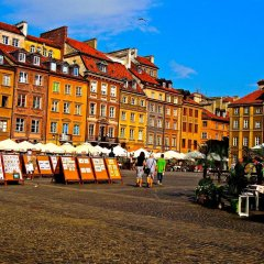 Отель Old Town Snug Польша, Варшава - отзывы, цены и фото номеров - забронировать отель Old Town Snug онлайн фото 4