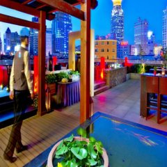 SSAW Boutique Hotel Shanghai Bund(Narada Boutique YuGarden) бассейн