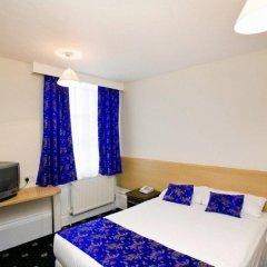 Queens Hotel 3* Стандартный номер с различными типами кроватей фото 22