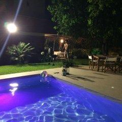 Отель Villa Tersicore Фонтане-Бьянке бассейн