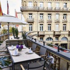 Отель Steigenberger Frankfurter Hof 5* Президентский люкс с различными типами кроватей фото 8