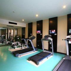 Jinjiang Nanjing Hotel фитнесс-зал