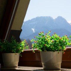 Отель Apartamenty Cicha Woda балкон