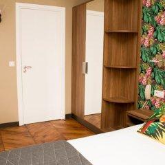Отель Le Baldaquin Excelsior 3* Улучшенный номер с различными типами кроватей фото 5
