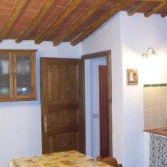 Отель Casetta di Collalto Синалунга в номере