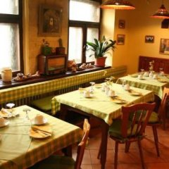 Отель U Hvezdy Чехия, Прага - 1 отзыв об отеле, цены и фото номеров - забронировать отель U Hvezdy онлайн питание фото 2