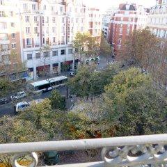 Отель Mini Loft Roquette Франция, Париж - отзывы, цены и фото номеров - забронировать отель Mini Loft Roquette онлайн балкон